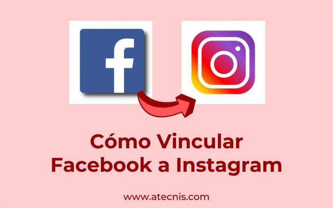 Cómo vincular una página de Facebook a Instagram