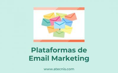 Plataformas de Email Marketing