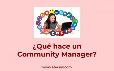¿Qué hace un community manager?