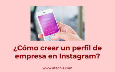 ¿Cómo crear un perfil de empresa en Instagram?