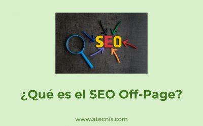 ¿Qué es SEO Off-Page?