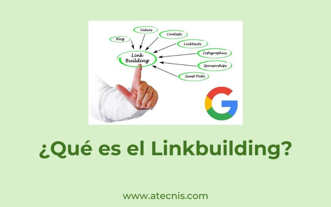 qué es el linkbuilding