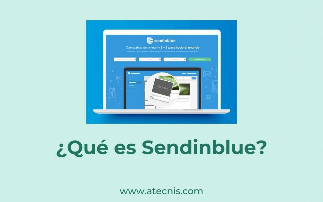 ¿Qué es Sendinblue?