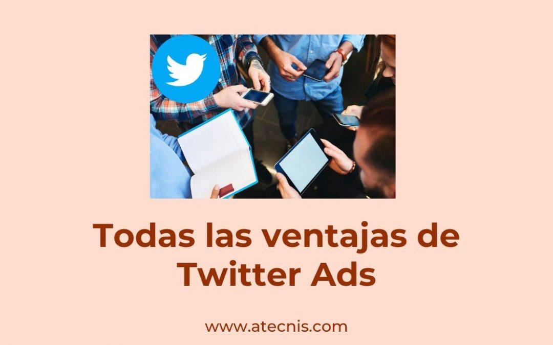 Las Ventajas de Twitter Ads
