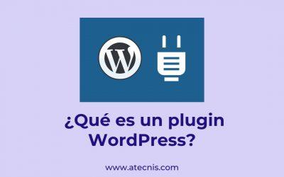 ¿Qué es un plugin WordPress?